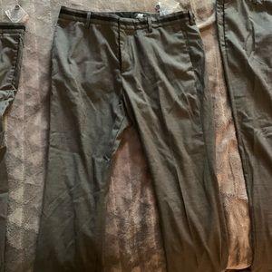 H&M Super Skinny fit suit pants